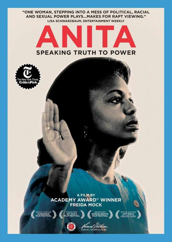 anita_speaking truth to power doc