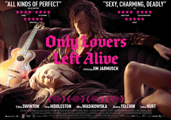 Listen: Complete Soundtrack For Jim Jarmusch's 'Only Lovers Left Alive'|The Playlist