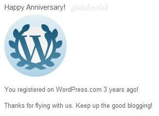 3 year anniversary_with WP