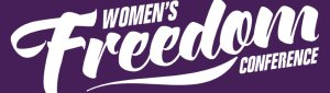 Women's Freedom Conference 2015 Banner