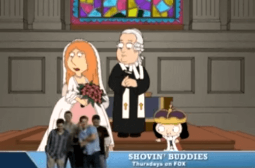 shovin buddies fake chiron ad_Family Guy spoof (1)