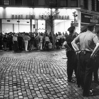 Images From the Stonewall Uprising's Final Night