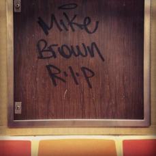Tagged NYC Subway Car BlackLivesMatter