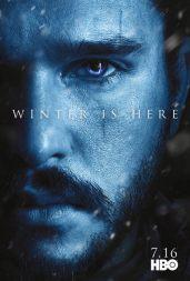 Jon Snow Character Poster #GoTS7