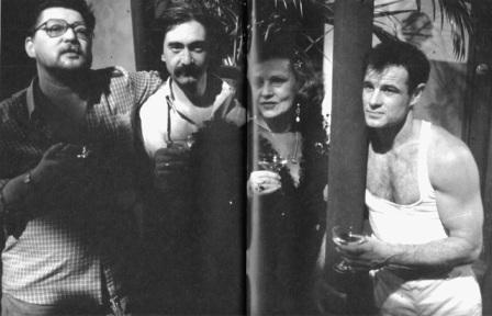 Fassbinder Brad Davis Jeanne Moreau