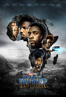 Black Panther Africa Poster
