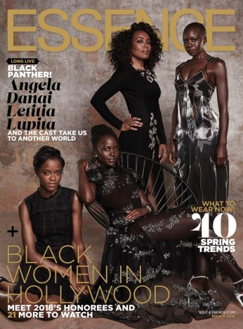 Essence Black Panther Cover and Photo Shoot (1)
