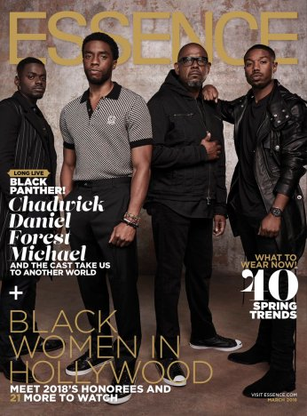 Essence Black Panther Cover and Photo Shoot (3)