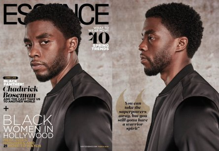 Essence Black Panther Cover and Photo Shoot (6)